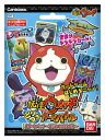Carddass Youkai Watch Toritsuki Card Battle Start Pack Hajimete no Tomodachi SP01 Pack(Released)