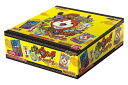 Carddass Youkai Watch Toritsuki Card Battle Vol.1 Booster YW01 30Pack BOX(Released)