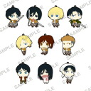 Attack on Titan Trading Rubber Strap 10Pack BOX(Released)