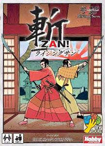 """カードゲーム 斬 -サムライソード- 拡張セット 「斬 -ライジングサン-」 日本語版(Card Game - ZAN! Samurai Sword Expansion Set """"ZAN! Rising Sun"""" Japanese Edition(Back-order))"""