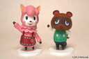 Animal Crossing - Sofubi Series: Tom Nook & Reese Set(Released)