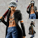 "Portrait.Of.Pirates ONE PIECE ""Sailing Again"" Trafalgar Law Ver.2 1/8 Complete Figure(Released)(Portrait.Of.Pirates ワンピース""Sailing Again"" トラファルガー・ロー Ver.2 1/8 完成品フィギュア)"