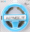 Wii Remote Controller Handle Blue(Back-order)