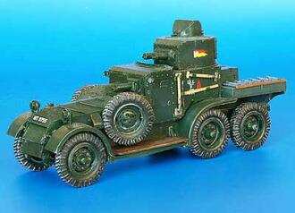 1/35 英・ランカスターMk.II装甲車(1/35 British Lancaster Mk.II Armored Car(Back-order))