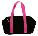 TE-11AW School Bag (Black x Pink)(Back-order)