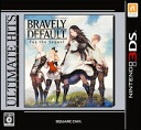 3DS ULTIMATE HITS BRAVELY DEFAULT for the Sequel(Back-order)