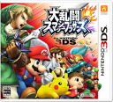 3DS Dairantou Smash Brothers for Nintendo 3DS(Released)