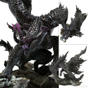 "Capcom figure Builder creators model Monster Hunter 4 black caries Dragon Gore macro completed PVC figure [Capcom], ""September booking."""