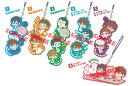 Ace of Diamond - Wachatto! Rubber Strap Collection -Ikkai Omote- 6Pack BOX(Released)