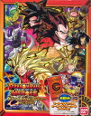 Dragon Ball Heroes Jaakuryu Mission Official 4-pocket Binder Set Part.2 Chou Power Kakusei Hen(Released)