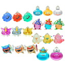 Dragon Quest Crystal Monsters Queen Slime Tojo Hen 12Pack BOX(Back-order)