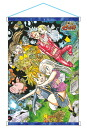 The Seven Deadly Sins (Original) - A3 Wall Scroll 2. Blue(Back-order)