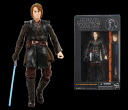 "Star Wars - Hasbro Action Figure 6 Inch ""Black"" #12 Anakin Skywalker(Released)"