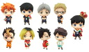 Color Colle - Haikyuu!! Part.2 8Pack BOX (w/BOX Bonus: Tobio Kageyama King ver.)(Released)