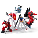 Mobile Suit Gundam ASSAULT KINGDOM Part.7 10Pack BOX (CANDY TOY)(Back-order)