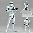 "STAR WARS: REVO No.002 Stormtrooper ""Star Wars Episode V: The Empire Strikes Back"" Action Figure(Released)"