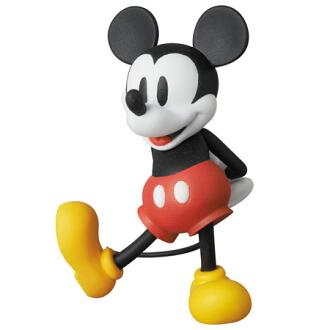 ウルトラディテールフィギュア No.214 UDF Disney スタンダードキャラクターズ ミッキーマウス(Ultra Detail Figure No.214 UDF Disney Standard Characters Mickey Mouse(Released))