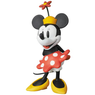 ウルトラディテールフィギュア No.215 UDF Disney スタンダードキャラクターズ ミニーマウス(Ultra Detail Figure No.215 UDF Disney Standard Characters Minnie Mouse(Released))