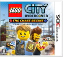 3DS LEGO City Undercover Chase Begins(Back-order)