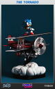 """Sonic the Hedgehog 2 / [First 4 Figures, the tornado Sonic the Hedgehog & tails statue? s 10-provisional reservation."""""""
