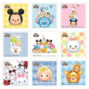 Disney Tsum Tsum - Sticker Collection 20Pack BOX(Back-order)