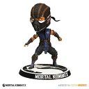 "Mortal Kombat X / sub-zero 6-inch bobblehead [mezco], ""September provisional reservations."""