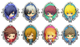 """DECO☆RICH+ テイルズ オブ シリーズ 8個入りBOX(DECO RICH+ """"Tales of"""" Series 8Pack BOX(Released))"""