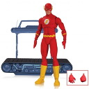 """DC Comics icon's and the flush chain lightning 6 inch action figure [DC collectibles], """"January proposed."""""""