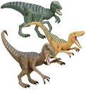"Jurassic world / Velociraptor action figure series 1:03 set [Hasbro], ""June proposed."""