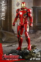"""Movie masterpiece DIECAST Avengers precisely of Ultron 1 / 6 PVC figure-iron man mark 45 [hot], """"June Provisional reservations."""""""