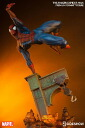"Marvel Comics premium-format-figure spider [SideShow], ""August provisional reservations."""