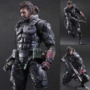 Play Arts Kai - Metal Gear Solid V: The Phantom Pain: Venom Snake Sneaking Suit ver.(Pre-order)(プレイアーツ改 メタルギアソリッドV ザ・ファントム・ペイン ヴェノム・スネーク スニーキング スーツver.)