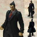 "MARTIAL ARTS COLLECTION ""Tekken 7"" vol.01 Kazuya Mishima Complete Figure(Pre-order)(MARTIAL ARTS COLLECTION 『鉄拳7』vol.01 三島一八 完成品フィギュア)"