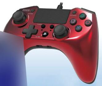 ホリパッドFPSプラスfor PlayStation4 レッド(Hori Pad FPS Plus for PlayStation 4 Red(Back-order))