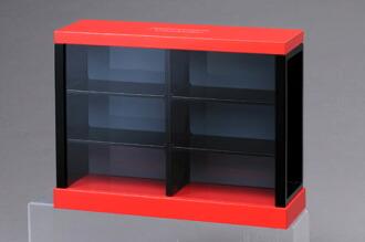 トミカディスプレイスクウェア パッションレッド(Tomica Display Square Passion Red(Released))