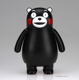 Ptimoシリーズ No.2 くまモンのプラモ プラモデル(Ptimo Series No.2 Kumamon no Puramo Plastic Model(Released))