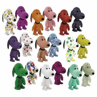 QEE/ ピーナッツ スヌーピー: 15個入リBOX(QEE - Peanuts Snoopy: 15Pack BOX(Back-order))