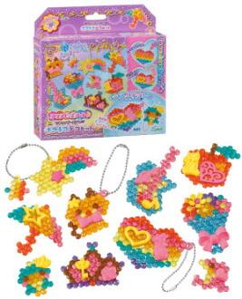 アクアビーズアート アクアビーズデコキラキラデコセット(Aqua Beads Art - Aqua Beads Deco KiraKira Deco Set(Released))