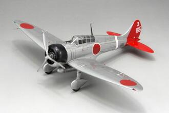 1/48スケール 日本陸海軍航空機 帝国海軍 九六式二号艦上戦闘機二型 プラモデル(1/48 Scale Imperial Japanese Army & Navy Aircraft - Imperial Japanese Army: Mitsubishi A5M2b Type 96 Carrier-based Fighter Plastic Model(Back-order))