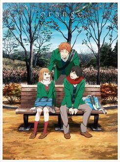 "DVD TVアニメ「orange」Vol.6 DVD 通常版(DVD TV Anime ""orange"" Vol.6 DVD Regular Edition(Pre-order))"