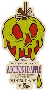 ディズニー トラベルステッカーディズニーヴィランズ(14)(Disney Travel Sticker - Disney Villains (14)(Released))