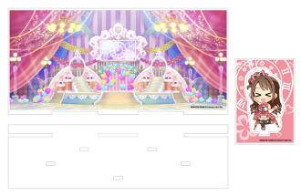 アイドルマスター シンデレラガールズ アクリルキャラステージ Stage002 Cuteステージ(THE IDOLM@STER Cinderella Girls - Acrylic Chara Stage Stage002 Cute Stage(Released))