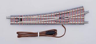 1282 電動合成枕木ポイントN-PL541-15-SY(F)(1282 Electric Plastic Sleeper Switch N-PL541-15-SY (F)(Released))