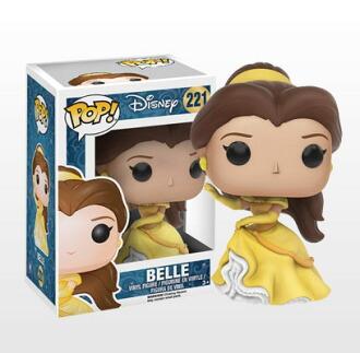 """ポップ! ディズニー 「ディズニープリンセス」 ベル(POP! Disney """"Disney Princess"""" Bell(Released))"""