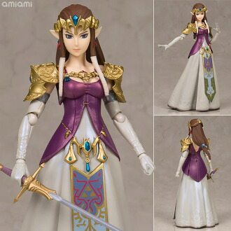 figma ゼルダの伝説 トワイライトプリンセス ゼルダ トワイライトプリンセスver.(figma - The Legend of Zelda Twilight Princess: Zelda Twilight Princess ver.(Pre-order))