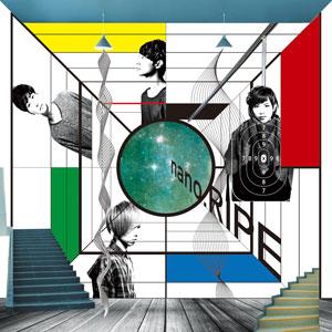 "CD nano.RIPE / nano.RIPE 5thアルバム 「スペースエコー」 通常盤(CD nano.RIPE / nano.RIPE 5th Album ""Space Echo"" Regular Edition(Back-order))"