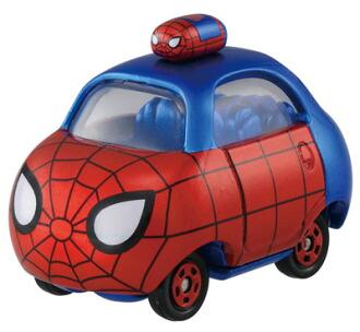 ディズニートミカ マーベルツムツム スパイダーマン ツムトップ(Disney Tomica - Marvel Tsum Tsum: Spider-Man Tsum Top(Released))