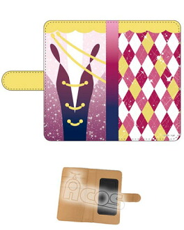 ユーリ!!! on ICE ヴィクトルのスマートフォンカバー(手帳型)(Yuri on Ice - Victor's Smartphone Cover (Book-style)(Pre-order))