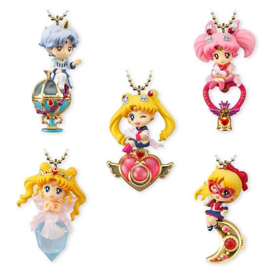 美少女戦士セーラームーン Twinkle Dolly セーラームーン4 10個入りBOX (食玩)[バンダイ]《発売済・在庫品》