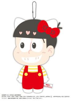 おそ松さん×SANRIO CHARACTERS ぬいぐるみマスコットBIG [A] おそ松(Osomatsu-san x SANRIO CHARACTERS - Plush Mascot BIG [A] Osomatsu(Pre-order))